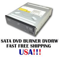 Internal Desktop Computer DVDRW Sata Drive DVD Burner for Dell HP