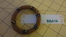 bb 216 africa seed masi art Maasai bead Bangle Bracelet Kenya African Jewelry