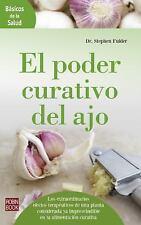 Básicos de la Salud: El Poder Curativo Del Ajo by Stephan Fulder (2018,...