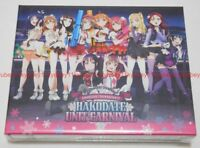 LOVE LIVE SUNSHINE HAKODATE UNIT CARNIVAL Blu-ray Memorial BOX Japan LABX-38290