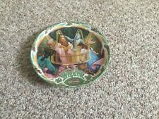 The Wizard Of Oz If I Were King of the Forest Musical Plate