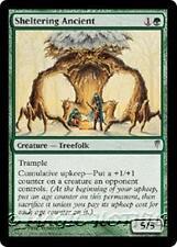 SHELTERING ANCIENT Coldsnap MTG Green Creature — Treefolk Unc