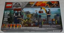 LEGO Dilophosaurus Outpost Attack 75931 Jurassic World baby dino guard