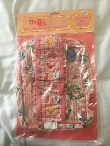 Muffy Vanderbear Collection Armoire Accessories Garment Bag & Shoe Bag