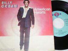 "7"" - Billy Ocean / American Hearts - 1981 # 1266"