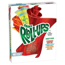 Fruit Roll Ups Variety Pack 10 - 0.5oz (14g) rolls - Roll ups by Betty Crocker