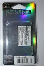 CAMERON SINO - Batterie 750 mAh pour Sony-Ericsson J300i - CS-ERJ300SL