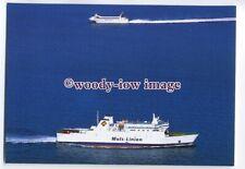 FE2057 - Mols Line Ferries - Mai Mols & Mette Mols - postcard