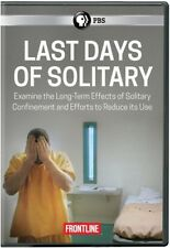 Frontline: Last Days Of Solitary [New DVD]