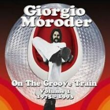 Giorgio Moroder - On The Groove Train – Pop (NEW 2CD)