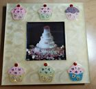 Royal Caribbean Cupcake Cupboard Collection - Picture frame Yellow