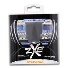 Sylvania SilverStar zXe High Beam Low Beam Headlight Bulb for Ford F-350 oj