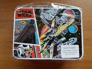 Star Wars Collectables ~ Lunch Box / Treasure Box Brand New Sealed Small