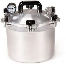 All American No.910 Pressure Canner/Cooker 10.5 Qt