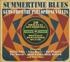 SUMMERTIME BLUES CD - Gems from the Parlophone Vaults   2 Discs   Brand New