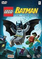LEGO Batman: The Videogame (DVD Rom, Apple, 2009) PC