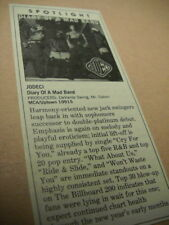 Jodeci original 1994 music biz promo only review Diary Of A Mad Band