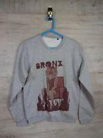 Bronx  Music Festival Punk rap graphic sweatshirt sweater jumper refA9