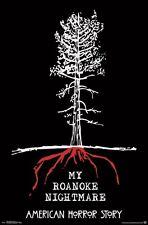 AMERICAN HORROR STORY - MY ROANOKE NIGHTMARE POSTER - 22x34 - 15083