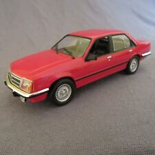 61F IXO Opel Commodore C 1978 Rouge 1:43