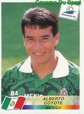 363 ALBERTO COYOTE MEXICO VIGNETTE FIGURINE STICKER WORLD CUP FRANCE 98 PANINI