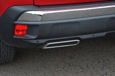 Acento trim Set Cromo Escape trasero cubre para caber Peugeot 3008 (2017+)