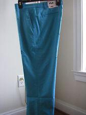 6f1d413ca4fc FILA Golf Pants 30x30 Mens Sport Putter Pant Blue Slacks 30 Waist Length