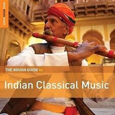 The Rough Guide to Indian Classical Music 0605633131826 by Various Artists CD