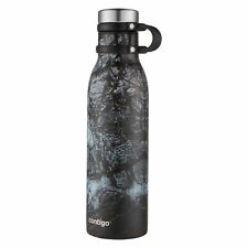 Contigo Couture THERMALOCK 20oz Insulated Stainless Steel Water Bottle, Carbon