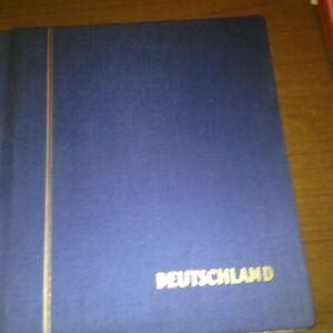 GERMANIA BERLINO 1962/90 COLLEZIONE COMPLETA  NUOVA** IN ALBUM SCHAUBEK
