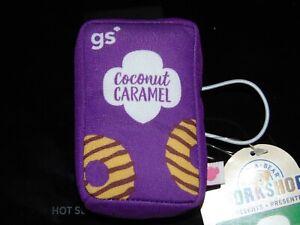 Build A Bear Accessory - Coconut Caramel Cookie Box Wristie Wrist - Girl Scouts