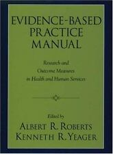 Evidence-Based Practice Manual: Research and Outcome Measures in Health and Huma