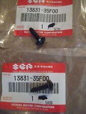 SUZUKI GSX-R/RM/RM-Z AIR CLEANER SELF TAPPING SCREWS (2) NOS!