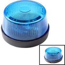 Polizei WARNLICHT MIT SIRENEN SOUND - blau - LED Party Licht Geburtstag