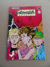 Elementals Special 1 . B. Willingham - Comico 1986 - VF - minus