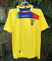 ECUADOR NATIONAL TEAM 20122014 HOME FOOTBALL JERSEY CAMISETA SOCCER SHIRT