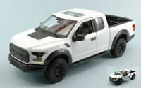 Model Car Scale 1:24 diecast Maisto Ford Raptor vehicles Jeep collection