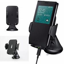 Qi Inalámbrico Cargador de Coche Teléfono Móvil en Coche Vehículo Dock Air Vent Mount Holder