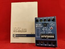 TELEMECANIQUE RE3-RA1211M OFF DELAY TIMING RELAY