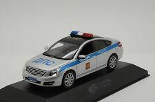 Rare !! Nissan Russian police 1/43