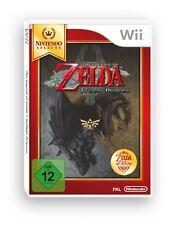 The Legend of Zelda - Princesse Du Crépuscule Nintendo Wii allemand