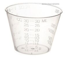 Plastic Medicine Cups - 500 total - 1 oz - Calibrated - Craft Hobby Cups