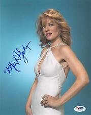 Marg Helgenberger Signed CSI Authentic Autographed 8x10 Photo (PSA/DNA) #V90071