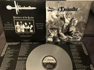 ENCHANTER – Defenders of the Realm (NEW*LIM.350 SILVER V*US 80's METAL*F.WARNING