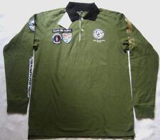 SCAPA SPORTS Poloshirt für Herren Gr. XL Khaki