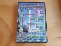 Hysteria HQ 8 Cassette Tape Box Set Andy C Nicky Blackmarket Brockie