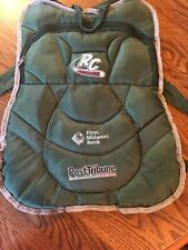 Gary Southshore Railcats Minor Baseball League Backpack Giveaway Day Signed VGUC