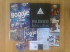 Boggle PC CD ROM Big BOx