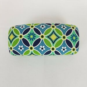 Vera Bradley Large Hard Eyeglass Case Clam Shell