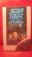 Star Trek The Next Generation Collectors VHS - IDENTITY CRISIS, THE Nth DEGREE